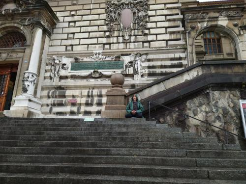 Miejsce, w którym odbyła się medytacja